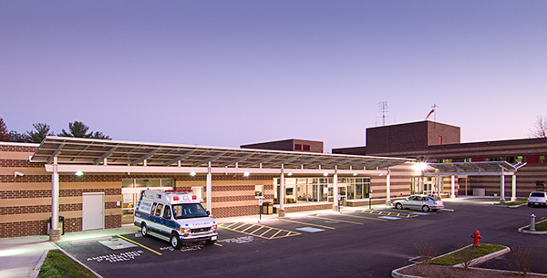 Emergency Room Expansion, Canonsburg General Hospital