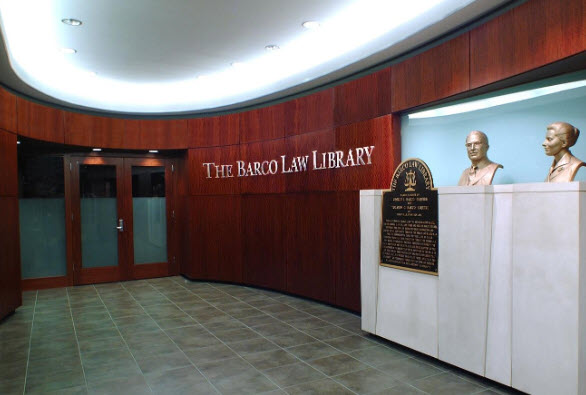 Barco Law Library, University of Pittsburgh
