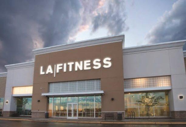 LA Fitness Bridgeville