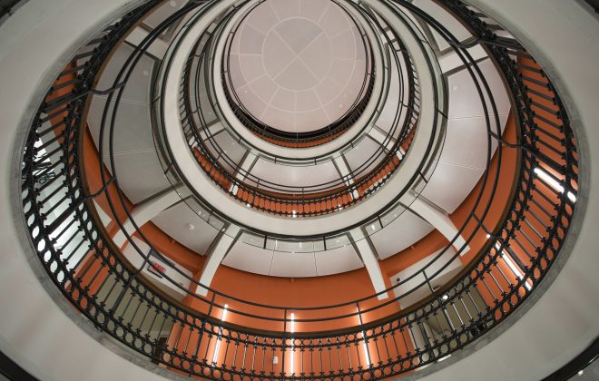 West Hall Rotunda,  Community College of Allegheny County